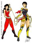 Donna Troy: Wonder Girl - Troia by Inspector97