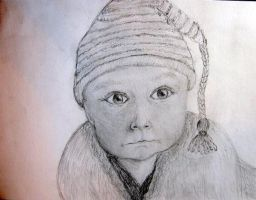 Baby portrait 2 by Liat53