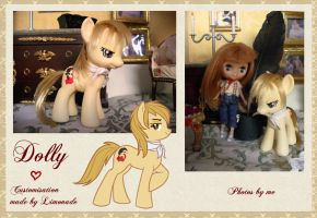 Custo pony by Adlynh