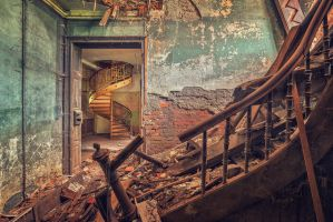 Leaving the Past by Matthias-Haker