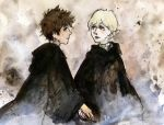 Albus and Scorpius by Sildesalaten