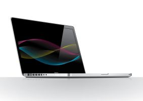MacBook Pro - Vector - Big by mbselmy