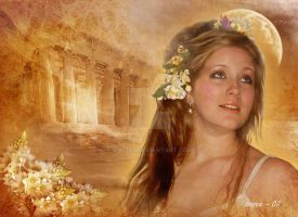 Helen Of Troy by zoozee