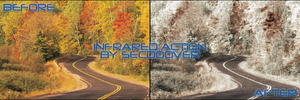 Infrared Action by secdoover-resources