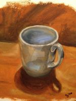 Cup study by KtsArtandDesign