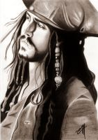 Jack Sparrow by Chibi-Onion