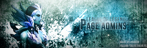 League of Legends Page Admins Cover by Kyle-Garland