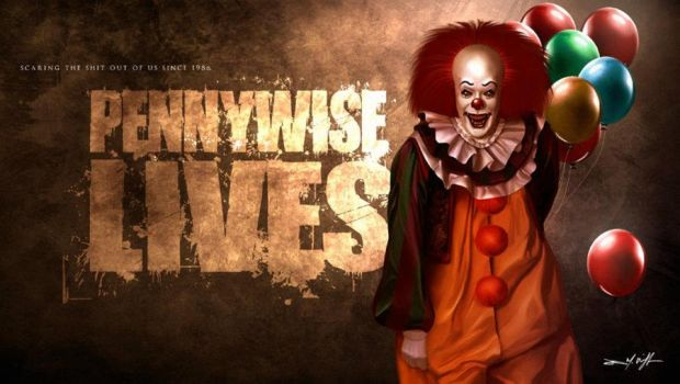 PENNYWISE LIVES by willman1701
