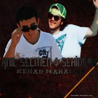 Kenar Mahalle CoVER by emrgraphix