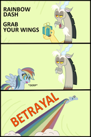 Betrayal by muzza299