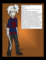 HH Characters - Jason by HH-HorrorHigh