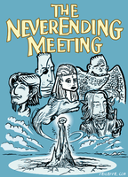 the NeverEnding Meeting by peileppe