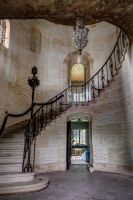 Howey Mansion-Grand Staircase by 904PhotoPhactory