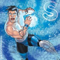 S is for Sub-Zero by cirgy
