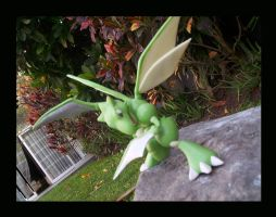 GOOO::::SCYTHER:::: by unicornstrike