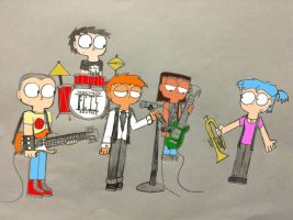 Can I Join Your Band? by AssassinJ2