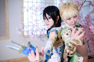 Adekan Anri costume for sale! by miyoaldy