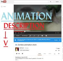 .....::::::ANIMATION ON YOUTUBE:::::..... by Kikitwou