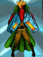 grifter by lorddeimons