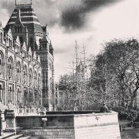 The NHM Museum by amyjls