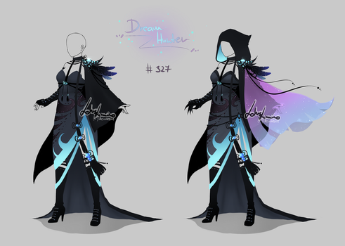 Outfit design - 327  - closed by LotusLumino