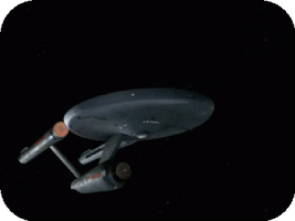 Enterprise Firing Phasers (GIF) by Seanguy4