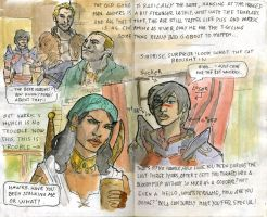 DA2: A diary in Kirkwall -65 by crisurdiales