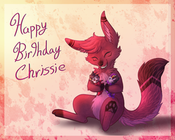 +B-day gift for crispych0colate+ by min-mew