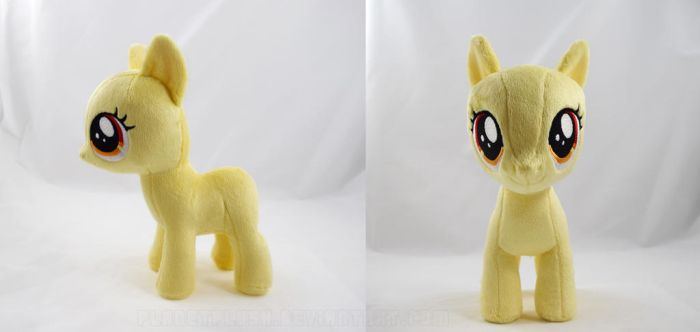 New Filly Plush Base by PlanetPlush