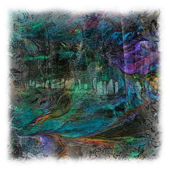 The Atlas Of Dreams - Color Plate 21 by RichardMaier