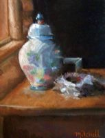 Still Life With Jar by MountainInspirations