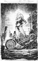 Black Canary by Kofee77