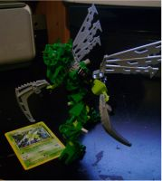 Technic Scyther by archus7