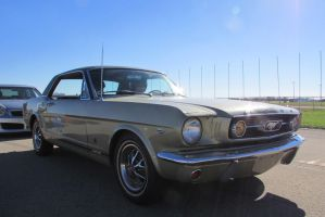 Ready to Race - 1965 Ford Mustang by ArmourOne