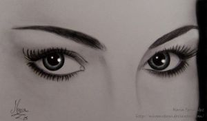 Eyes by ochopanteras