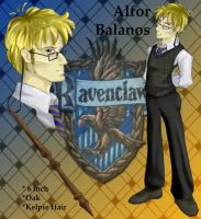 WtH: Alfor Balanos by Knerf