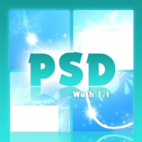 Wush PSD by omarlinux