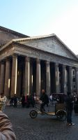 The Pantheon by Ladyjane22
