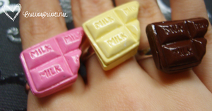 Choc Bar Rings II by bruisepristinex