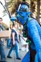 Na'vi Jake Sully Cosplay by FitCosplayer