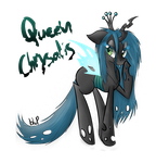 Queen of The Changelings by blup-chan