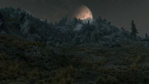 Landscape of Whiterun 30 by Marina17