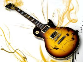 Gibson Fire by andyNroses