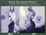 draw it again meme :D by yhokimeow