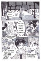 SFDA  Vol 1. Prolouge Part 2 Page 1 by CandraRose