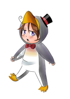 Austria is a Penguin... yup by Aloof-Star