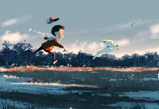 Colder Weather. by PascalCampion