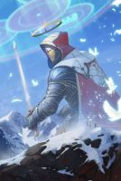 Snow Giant by Omuk