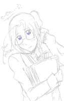 APH: Canada doodle by DifferentWaysToCry