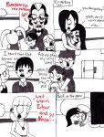Under the Stars: A Franken-comic p. 70 by sailorlovesong